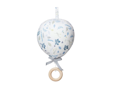 Cam Cam uro balloon music mobile pressed leaves blue