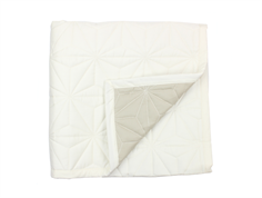 Cam Cam blanket baby cream white