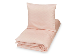 Cam Cam baby bedding peacock old rose
