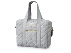 Cam Cam diaper bag gray