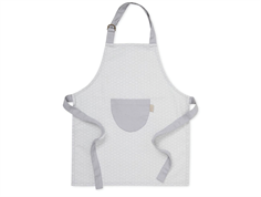 Cam Cam apron kids gray wave