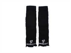 Carite leg warmers black