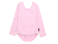 Carite gym suit plain pink