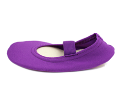 Carite balance gym shoe purple