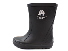 CeLaVi rubber boot black