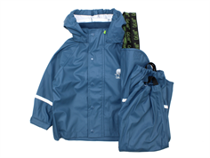CeLaVi rainwear pants and jacket iceblue