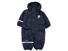 CeLaVi rain suit fleece lining navy