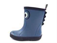 CeLaVi gumboot ice blue crocodile