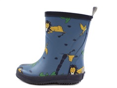 CeLaVi gumboot ice blue with lions