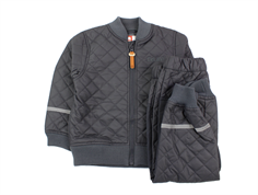 CeLaVi thermal jacket and pants PU deep stone gray