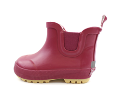 CeLaVi winter rubber boot short maroon