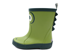 CeLaVi rubber boot gala green crocodile