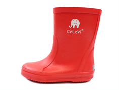 CeLaVi rubber boot red
