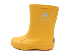 CeLaVi rubber boot mineral yellow