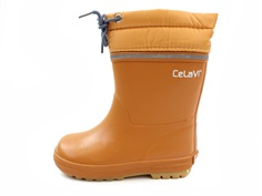 CeLaVi winter rubber boot pumpkin spice