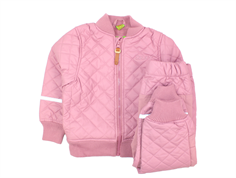 CeLaVi thermal suit PU fleece rose