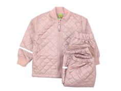 CeLaVi thermal suit misty rose