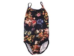 Christina Rohde swimsuit black floral