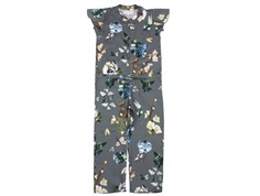 Christina Rohde jumpsuit gray flower