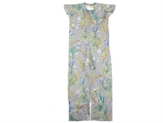 Christina Rohde jumpsuit yellow flower