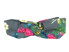 Christina Rohde hair band gray flower