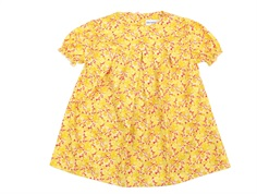 Christina Rohde dress yellow flower