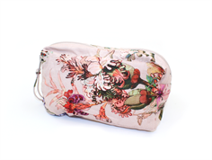 Christina Rohde makeup purse pale rose flower