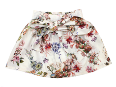 Christina Rohde skirt ecru flower