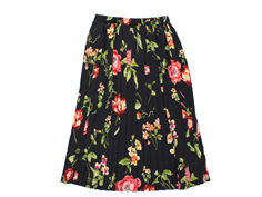 Christina Rohde skirt black flower