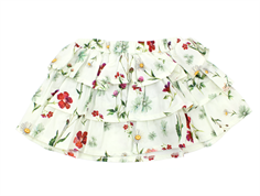 Christina Rohde skirt off white flowers
