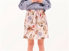 Christina Rohde skirt pale rose flower