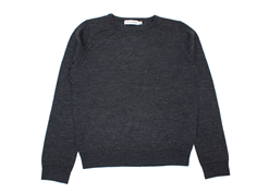 Christina Rohde sweater charcoal wool