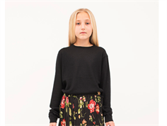 Christina Rohde sweater black wool