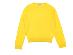 Christina Rohde sweater yellow wool