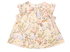 Christina Rohde top/dress with flowers powder rose