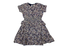 Creamie Dress total eclipse dot