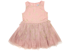 Wheat Tulle Tinker Bell dress misty rose