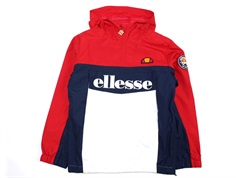 Ellesse anorak/wind runner Garnios red