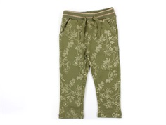 En Fant sweat pants martini olive