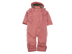 En Fant snowsuit Horizon withered rose