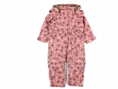 En Fant jumpsuit old rose flower