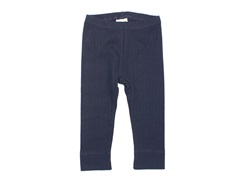 En Fant leggings dark navy