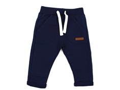 En Fant sweat pants navy
