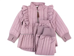 En Fant thermal wear toadstool glitter with ruffles