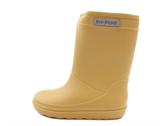 En Fant thermal boot gold