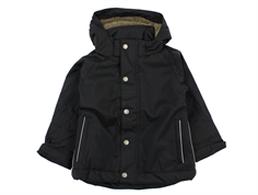 En Fant girl winter jacket moonless night