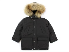 Ver de Terre winter jacket arctic coffee with down