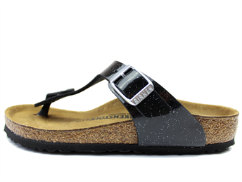 4336097e089 Buy Birkenstock Gizeh sandal black Magic Galaxy (35-39) at MilkyWalk