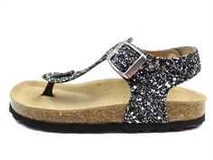 Petit by Sofie Schnoor sandal gray glitter