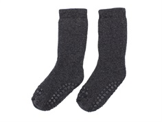 GoBabyGo socks dark gray